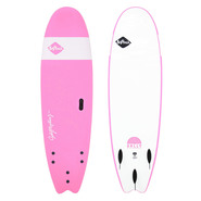 SURF SOFTECH HANDSHAPED SALLY FITZGIBBONS FB 7.0 PINK