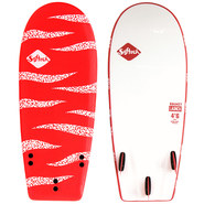 SURF SOFTECH ROCKET LAUNCH CORAL/WHITE