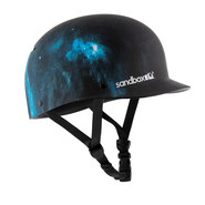 CASQUE SANDBOX CLASSIC 2.0 LOW RIDER SPACED OUT BLEU
