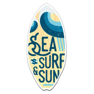 SKIM ONE SEA SURF AND SUN FIBERWOOD 44