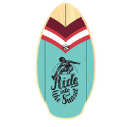 SKIM ONE SUNSET RIDE WOOD 39