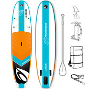 SUP GONFLABLE AQUADESIGN ROLLING 11.0