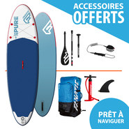 STAND UP PADDLE FANATIC FLY AIR PURE 10.4 OCCASION 2018