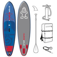 SUP GONFLABLE STARBOARD WIDE POINT DELUXE 10.5 2017