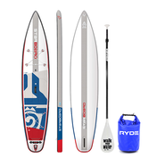 SUP GONFLABLE STARBOARD IGO TOURING ZEN LITE 12.6 2019