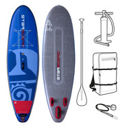 SUP GONFLABLE STARBOARD WHOPPER DELUXE DC 10.0 2018