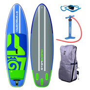 SUP GONFLABLE STARBOARD WIDE POINT ZEN 10.5 2018