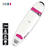 SURF BIC DURA TEC 7.6 MINI NOSE RIDER WAHINE