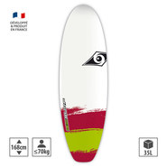 SURF EN MOUSSE BIC PAINT 5.6 SHORTBOARD
