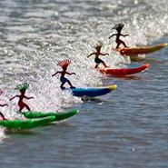 SURFER DUDES BOBBI