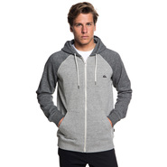 SWEAT A CAPUCHE ZIPPE QUIKSILVER EVERYDAY GRIS