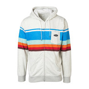 SWEAT RIP CURL RETRO FLEECE BLANC