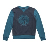 SWEAT RIP CURL STOKE MERCHANTS CREW FLEECE JUNIOR