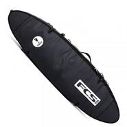 HOUSSE DE SURF FCS TEAM 5 ALL PURPOSE TRAVEL GRIS