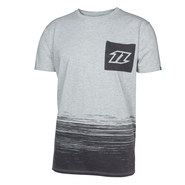 T-SHIRT NORTH TS GRIS