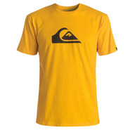 T-SHIRT QUIKSILVER CLASSIC EVERYDAY JAUNE