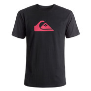 T-SHIRT QUIKSILVER CLASSIC EVERYDAY NOIR