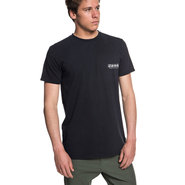T-SHIRT QUIKSILVER THE ORIGINAL MOUNTAIN AND WAVE