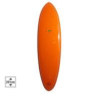 SURF TAKAYAMA GLASS SLIPPER HYBRID GOLDENROD 6.6