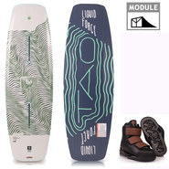 PACK WAKEBOARD LIQUID FORCE TAO 2019 + HOOK