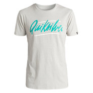 T-SHIRT QUIKSILVER SPECIALTY LOOSE SCRIPT