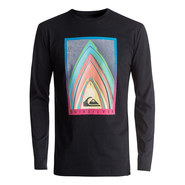 T SHIRT QUIKSILVER CLASSIC TEE MANCHES LONGUES