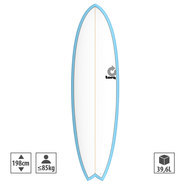 SURF TORQ FISH 6.6