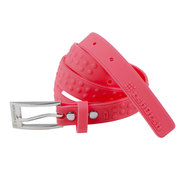 CEINTURE TSHOTSH SLIM SPLASH ROUGE