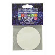 PATCH DE REPARATION ADHESIF STORMSURE TUFF PATCH DIAMETRE 75MM