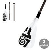 PAGAIE STARBOARD HYBRID CARBON 3 PARTIES FOR TUFSKIN S35 2019