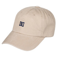 CASQUETTE DC SHOES UNCLE FRED BEIGE