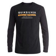 T-SHIRT QUIKSILVER CLASSIC UNDER SCORE MANCHES LONGUES