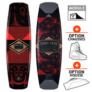 WAKEBOARD RONIX KINETIK PROJECT FLEXBOX 1 2018