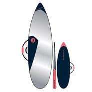 HOUSSE DE SURF SHORTBOARD MADNESS 7.2