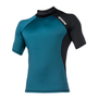 LYCRA MYSTIC CROSSFIRE SS TEAL