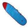 HOUSSE HOWZIT SURF LONGBOARD BLEU
