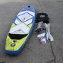 PADDLE GONFLABLE OCCASION AQUA MARINA 2018 BEAST 10.6 COMPLET
