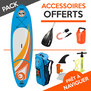 SUP GONFLABLE BIC SUP AIR ALLROUND 2016