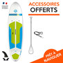 SUP BIC ACE TEC PERFORMER 10.6 2017 WHITE