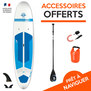 SUP BIC ACE TEC PERFORMER 11.6 2017 WHITE