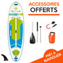 SUP GONFLABLE BIC PERFORMER AIR 10.6 2017