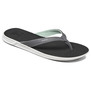TONGS REEF ROVER CATCH FEMME BLACK/MINT