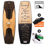 PACK WAKEBOARD LIQUID FORCE BUTTER STICK + TAO 2017