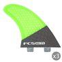DERIVES FCS MR-TFX PC CARBON/FLURO SET DE 3
