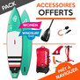 SUP GONFLABLE FANATIC DIAMOND AIR TOURING 11.6 2017