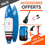 SUP GONFLABLE FANATIC RAY AIR 12.6 2017