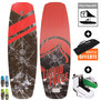 PACK WAKEBOARD LIQUID FORCE FLX + TAO 2017