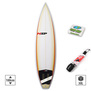 SURF NSP SHORTBOARD 6.2