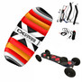 PACK CROSS KITES QUATTRO + MOUNTAINBOARD SIDE ON EASY RIDE