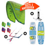PACK KITESURF NORTH MONO + GONZALES 2016